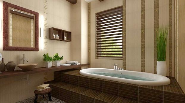 Дизайн маленькой ванной комнаты. Какой выбрать стиль?