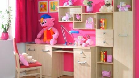 Какую выбрать мебель для детской комнаты?