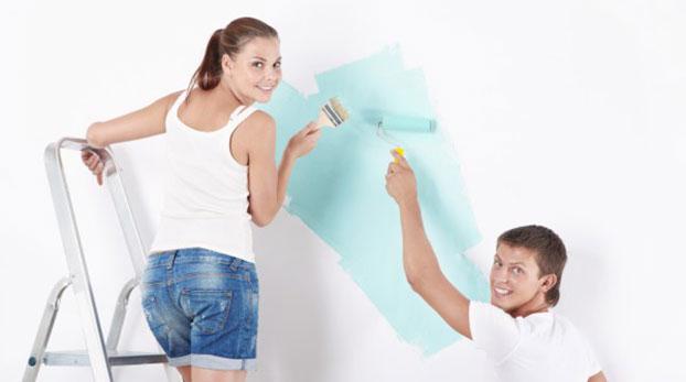Безопасна ли покраска стен в дизайне детской комнаты?