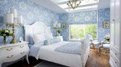 Спальня в стиле прованс. Фото.