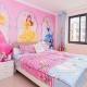 Детская комната для девочки. Интерьер детской комнаты.