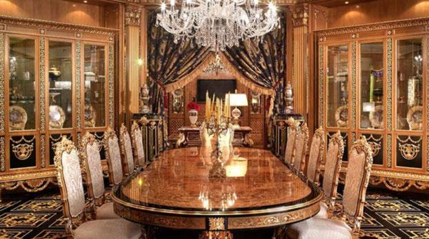 Мебель в Ампир стиле